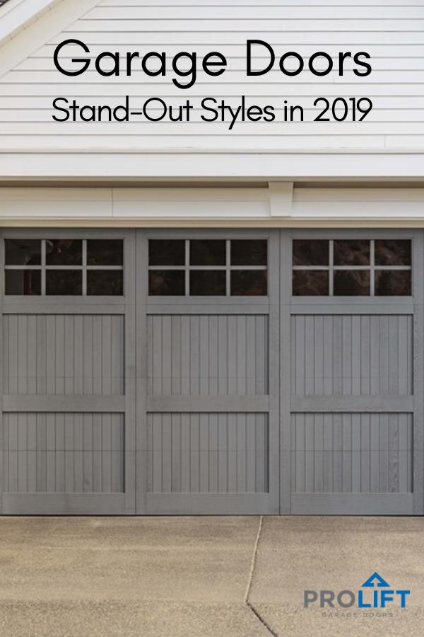 Garage Doors Stand Out Styles Garage Doors Garage Door Styles Garage Door Colors