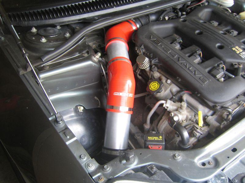 Chrysler 300m Diy Cold Air Intake