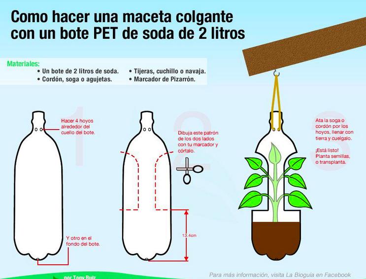 materas botella