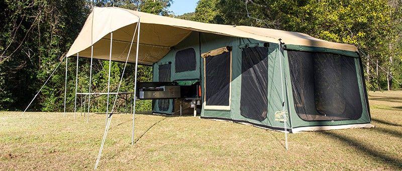 Camper Trailers 18ft Premium Camper Tent Off Road Camper Off Road Camper Trailer Camper Trailers