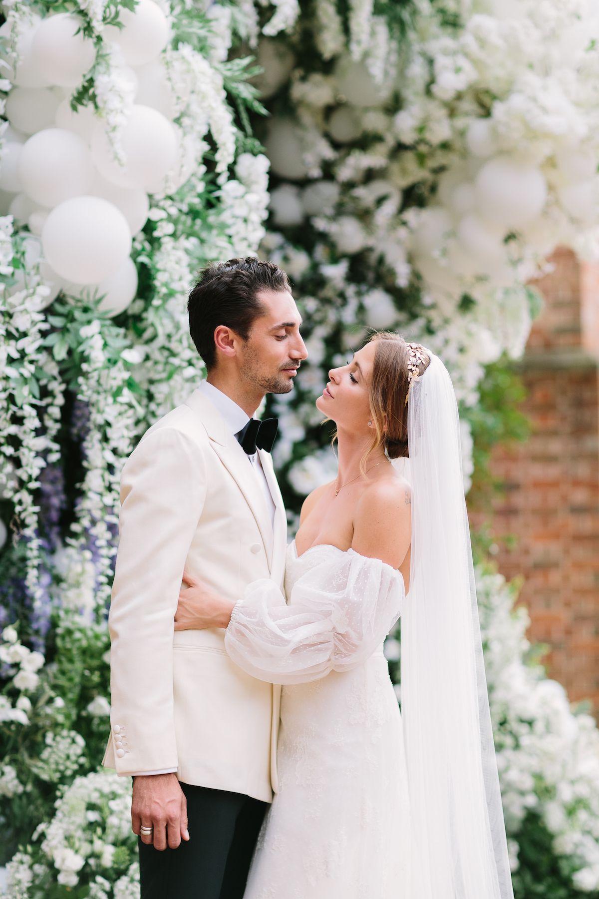 Photo of Millie Mackintosh weds in Halfpenny London — Halfpenny London