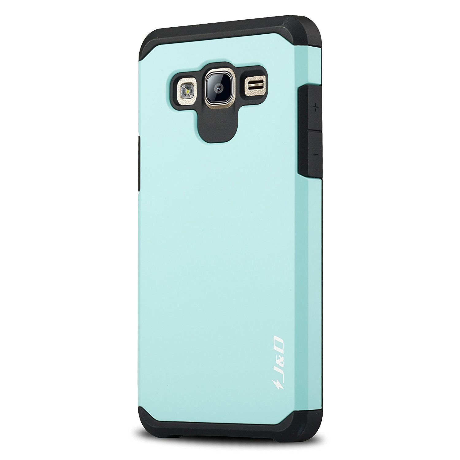 new style a0ce8 58f71 Amazon.com: Galaxy On5 Case, J&D [Dual Layer] [Heavy Duty Protection ...