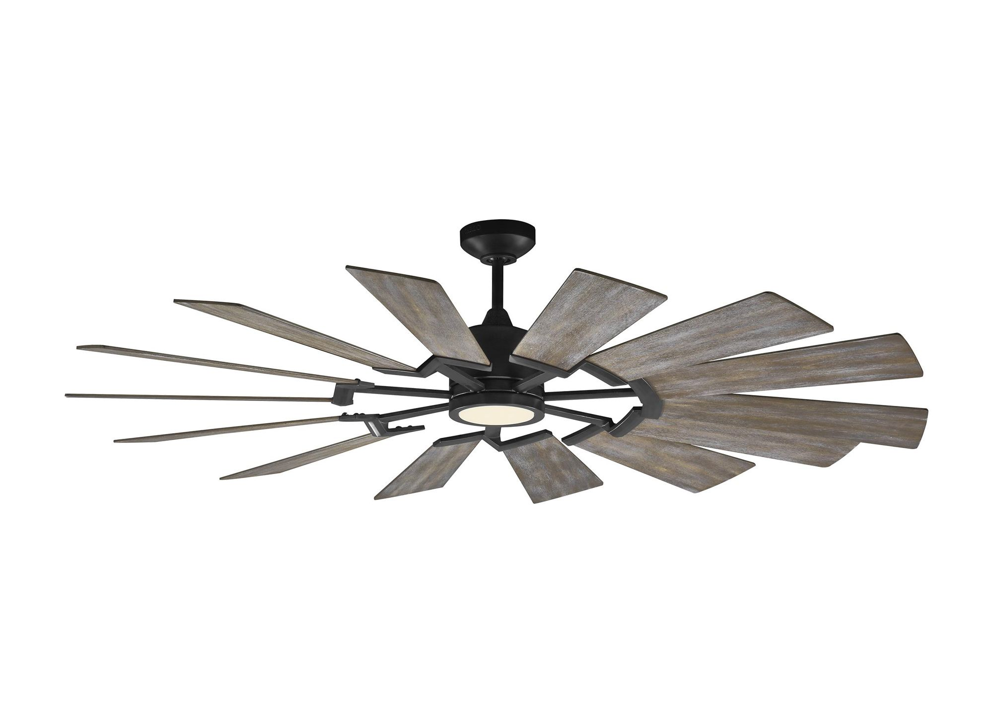Prairie Indoor Outdoor Ceiling Fan With Light By Monte Carlo