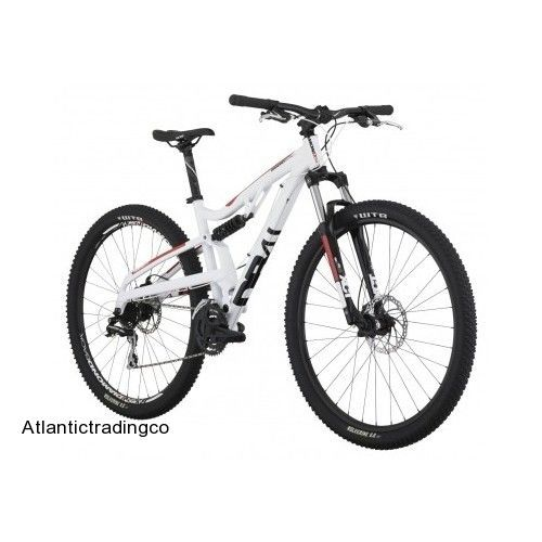 New Full Suspension Mountain Bike Aluminum Frame Shimano 29er