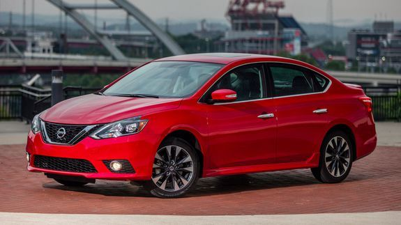 Nissan S New Sentra Sr Turbo Is The Sports Sedan You Can Actually Afford Nissan Sentra Nissan New Cars