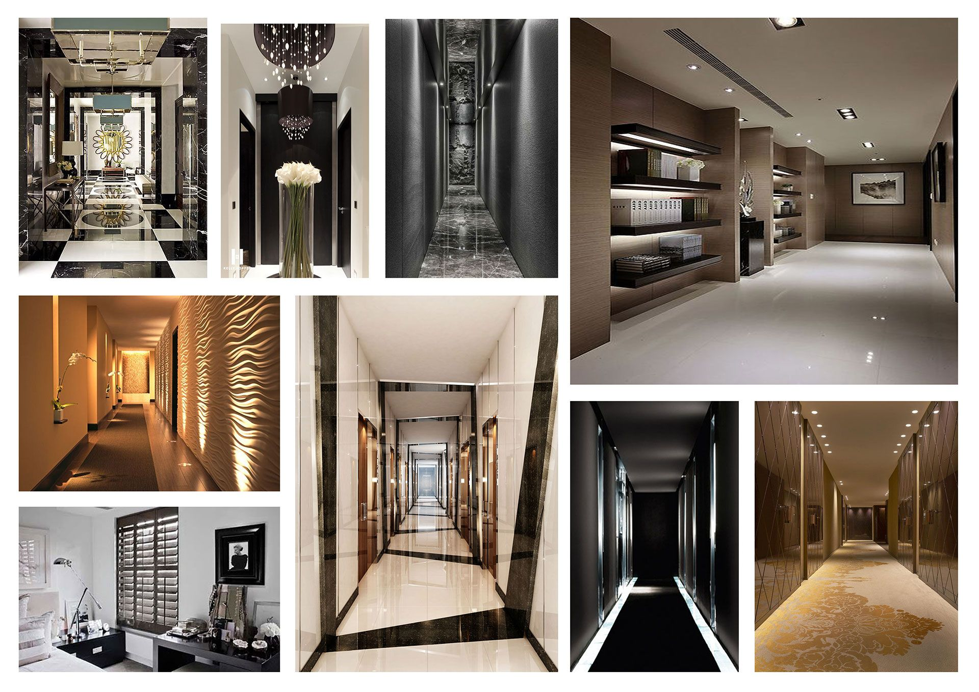 hallway inspiration luxury mood board interior design process rh pinterest com