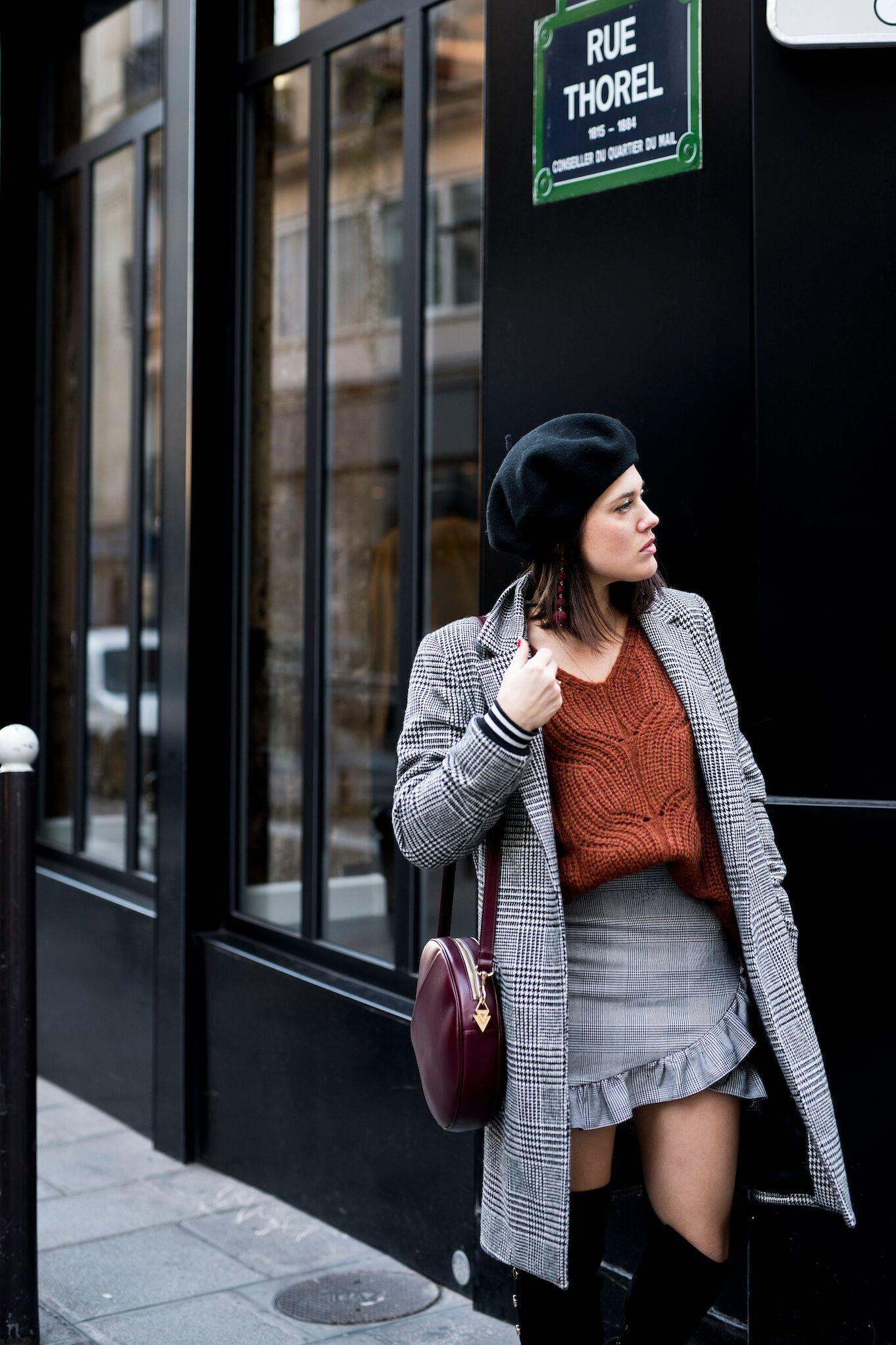 Comment porter des cuissardes ? | Cuissardes, Jupe et Mode