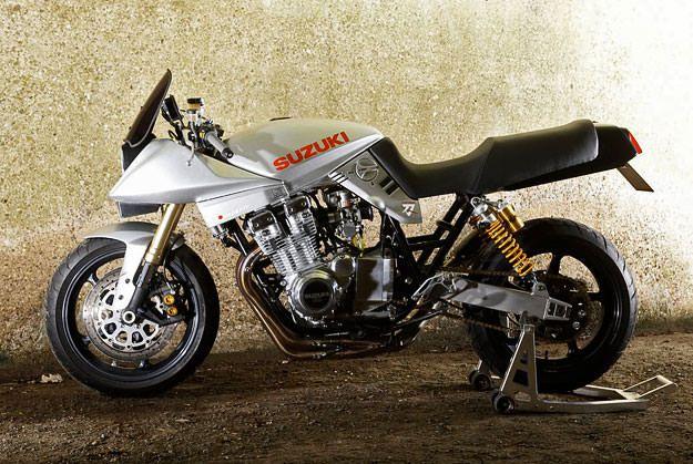 suzuki katana custom | katana and custom bikes