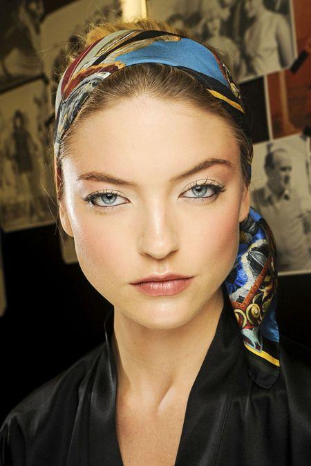 Dolce & Gabbana, head scarf
