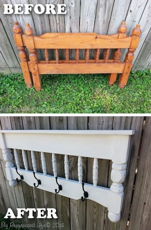 40 Awesome Makeovers Clever Ways With Tutorials to Repurpose Old