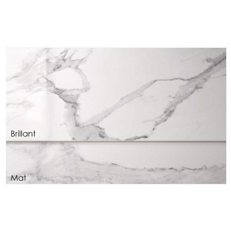 Carrelage Sol Et Mur Marbre Blanc Mat 100x100 Cm Niloka Carrelage Sol Marbre Blanc Sol Et Mur