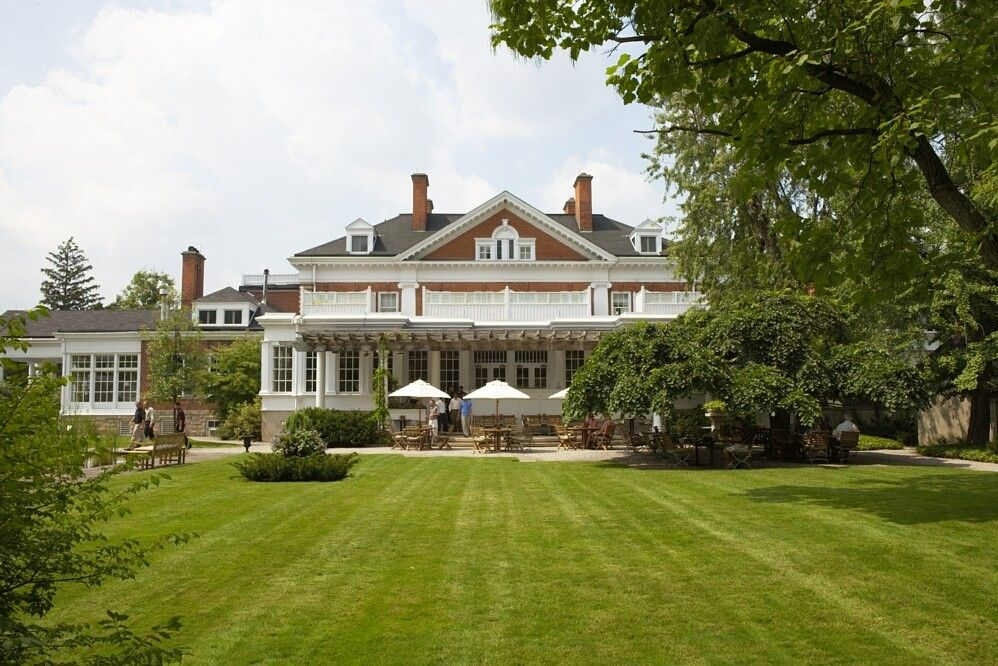 4 Things We Love About Ontario S Langdon Hall Country House Hotel Spa Forbes Travel Guide