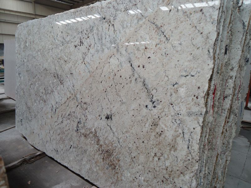 Brazil White Galaxy Granite Slabs China Www