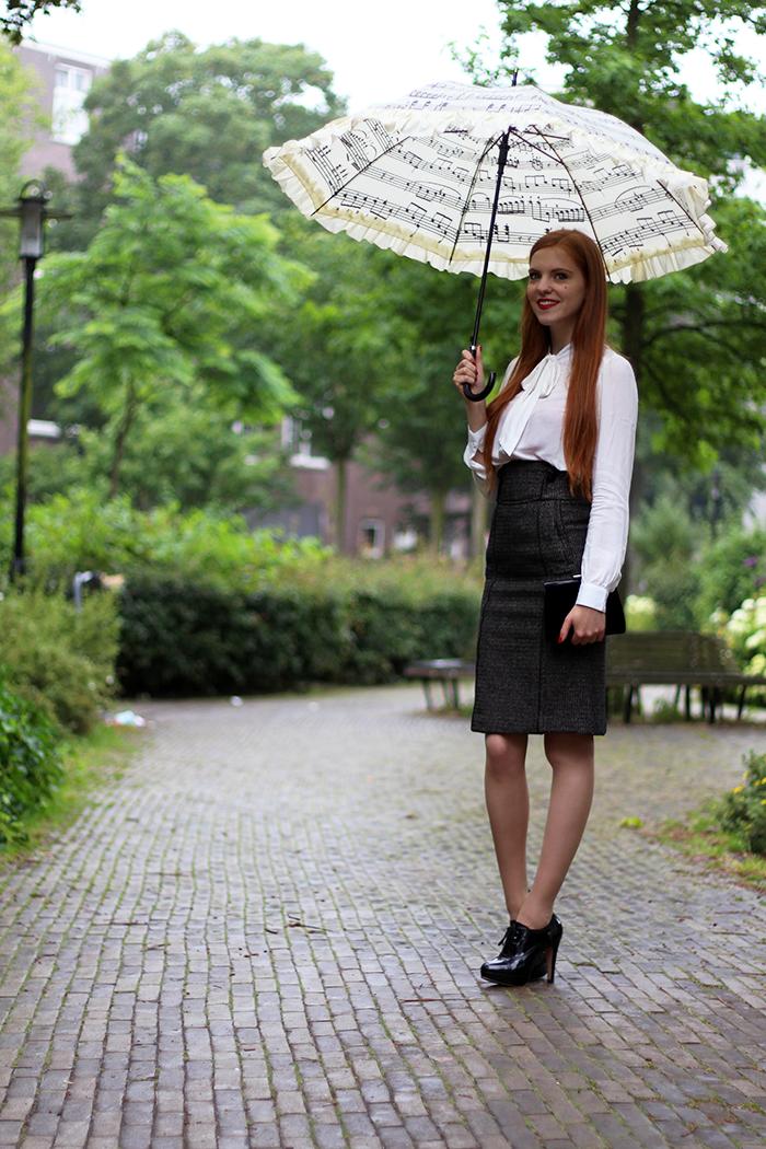 Red Sonja Style Skirt