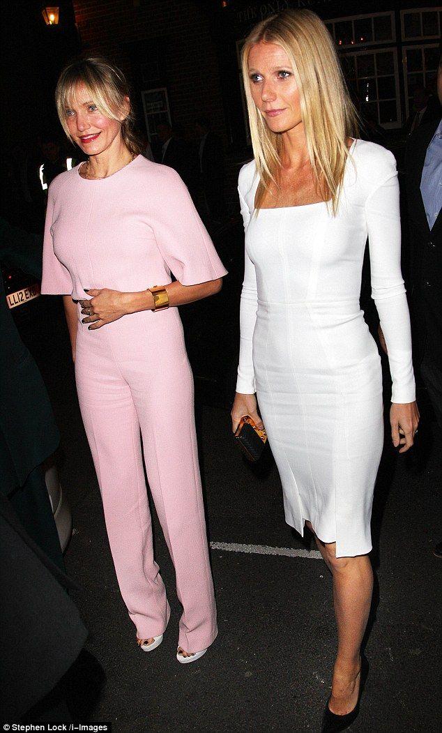 Cameron & Gwyneth