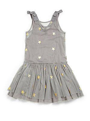605ca0786 Stella McCartney Kids Toddler's & Little Girl's Tulle Star Dress ...
