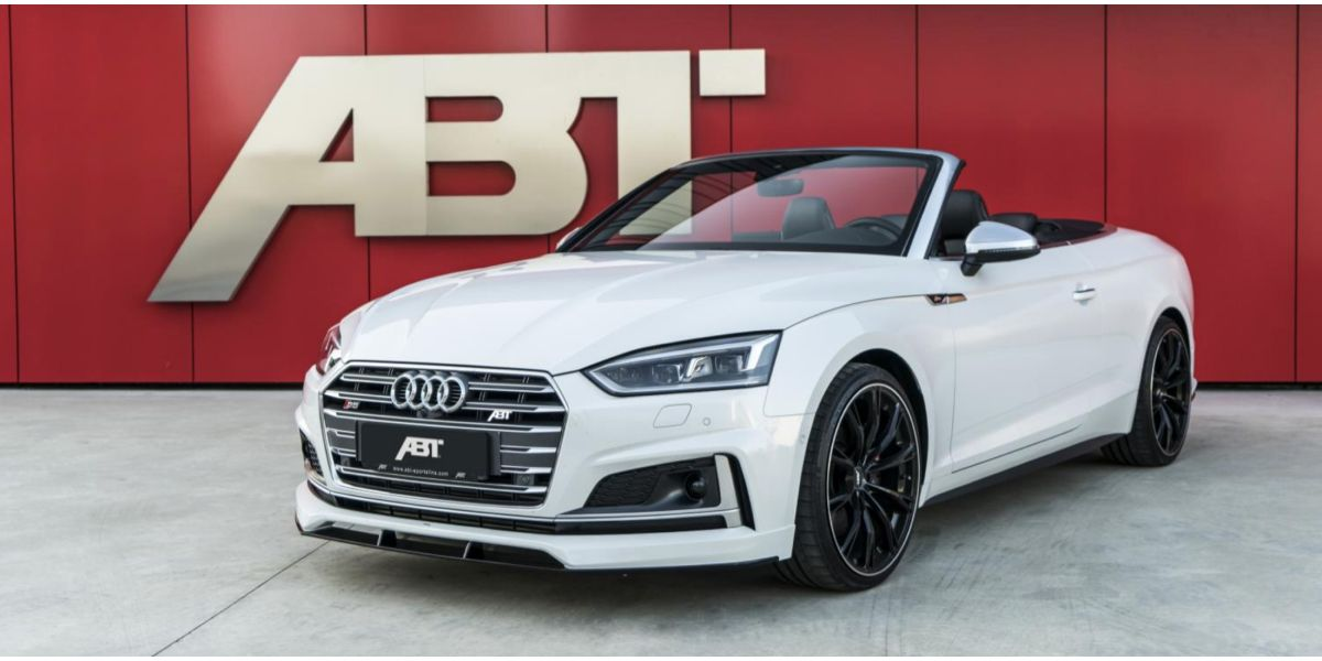 Abt Sportsline Height Adjustable Suspension Springs For Audi B9 B9 5 Audi S5 Audi Audi S5 Sportback
