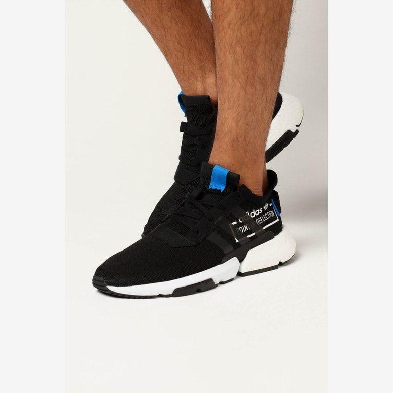 Adidas POD-S3.1 Alphatype Blue and