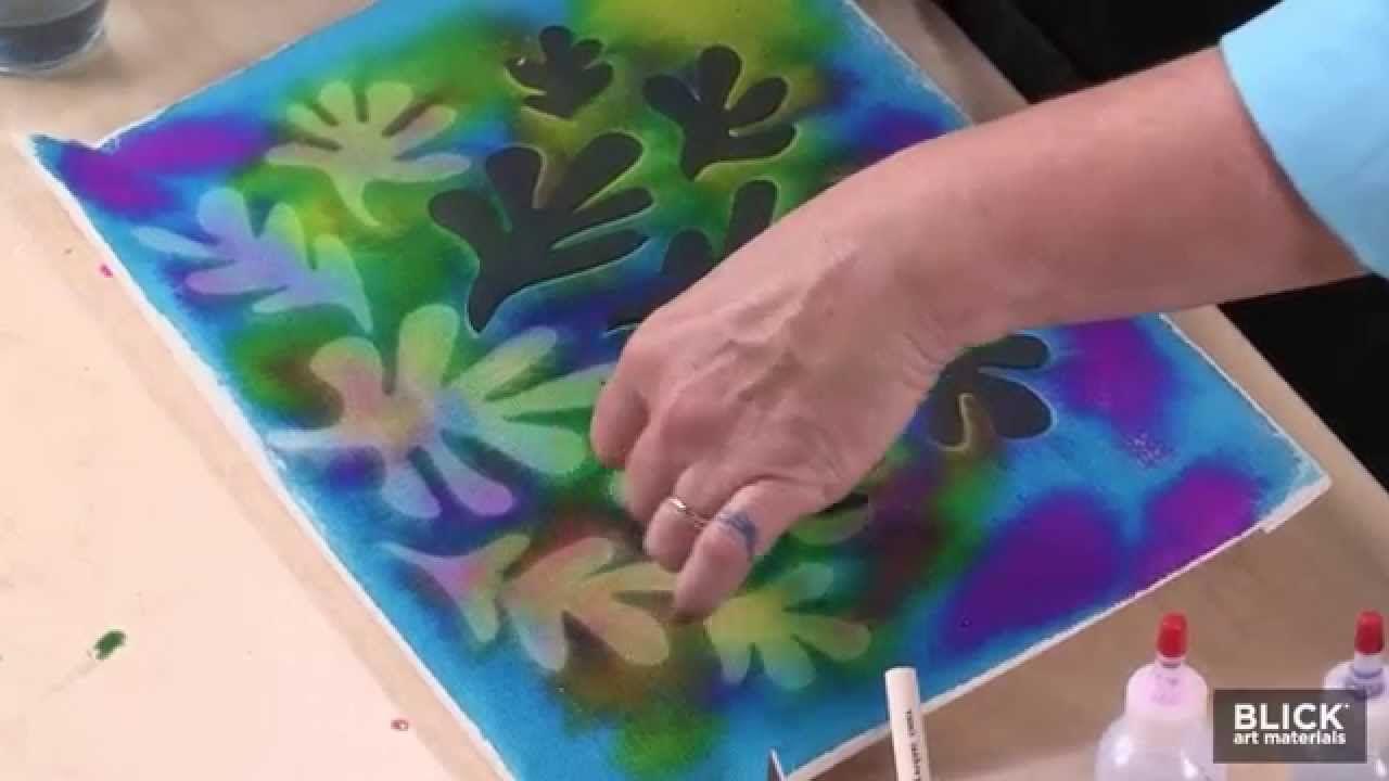 Matisse Prints du Soleil - Lesson Plan