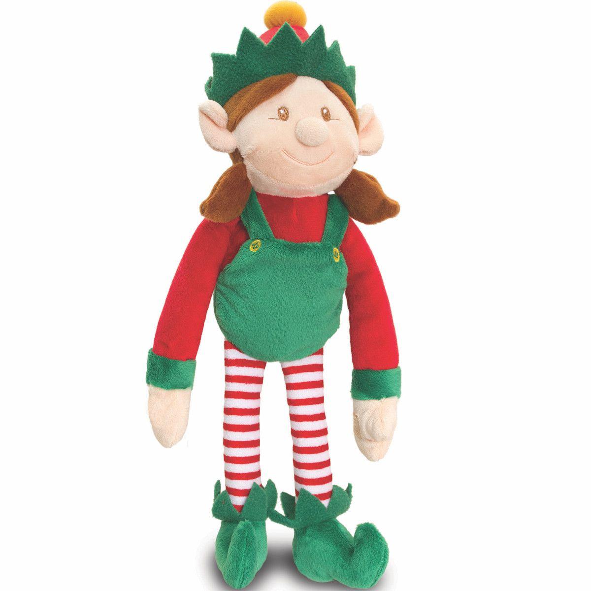 medium santas elf doll elf doll