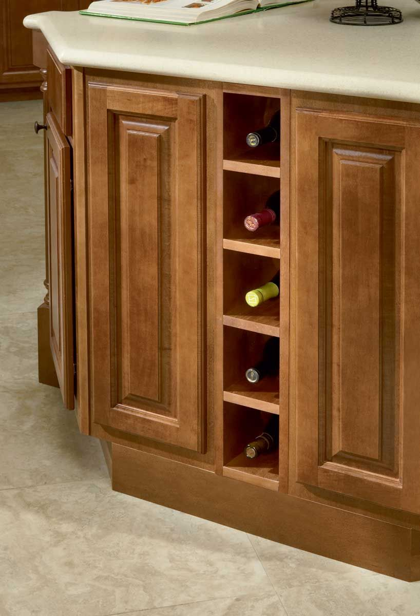 wonderful Kitchen Cabinets Wine Rack #4: 17 Best Images About Kitchen Solutions On E Racks. Cabinet Kitchen Wine Rack  Insert