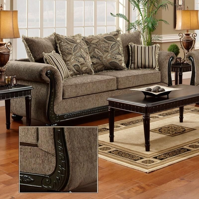 Dream Java Sofa Chelsea home furniture