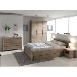 Schlafzimmer Björn mit Zubehör. Erhältlich bei www