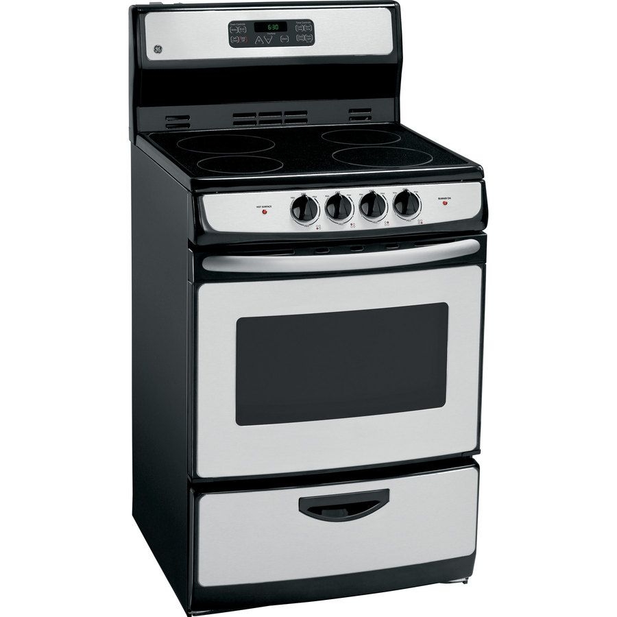 GE Smooth Surface Freestanding 3cu ft SelfCleaning