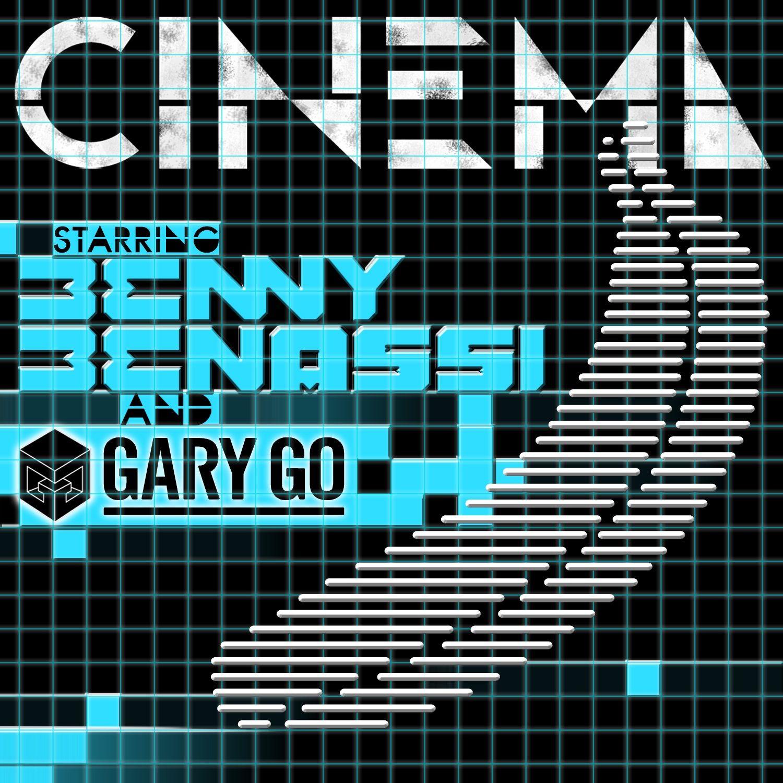 Benny Benassi, Gary Go – Cinema (single cover art)