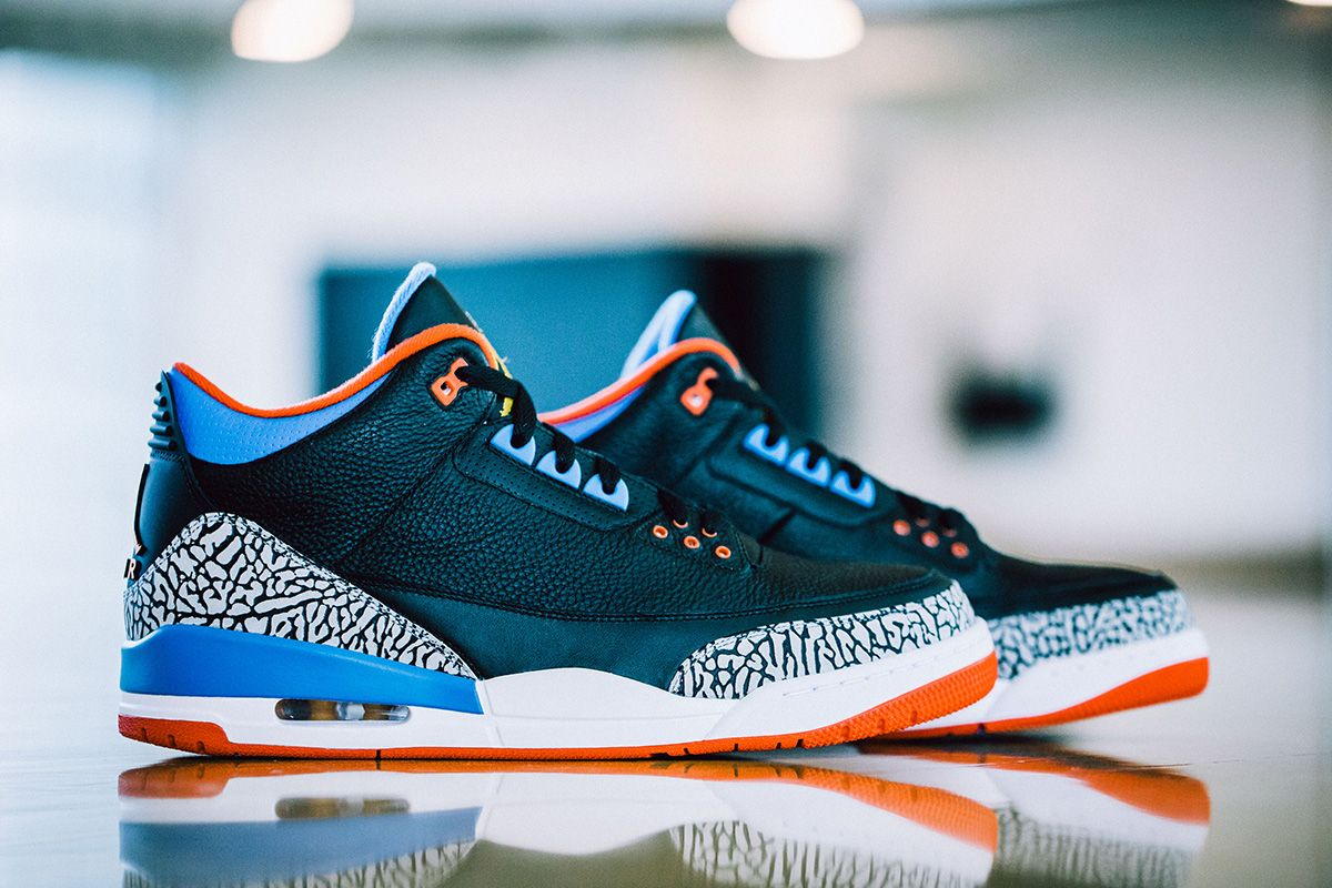 new styles b12fe a4d5b PE    Air Jordan 3 PE for Russell Westbrook - EU Kicks  Sneaker Magazine