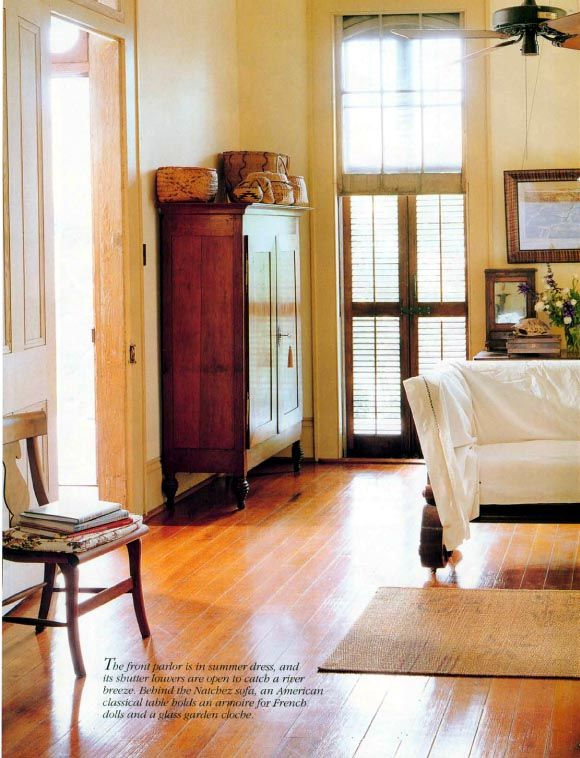 Mary Cooper's Creole cottage...   Creole cottage, Cottage ... on French Creole Decorating Ideas  id=13029