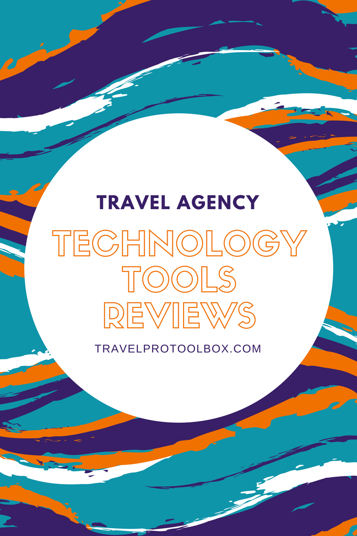 Travel Agency Technology Tools Reviews Travel agency