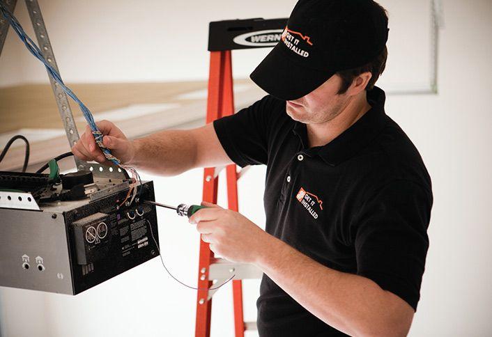 34+ Garage door opener home depot installation information