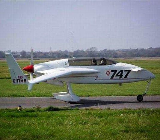 Rutan VariEze (1975) is a composite, canard aircraft