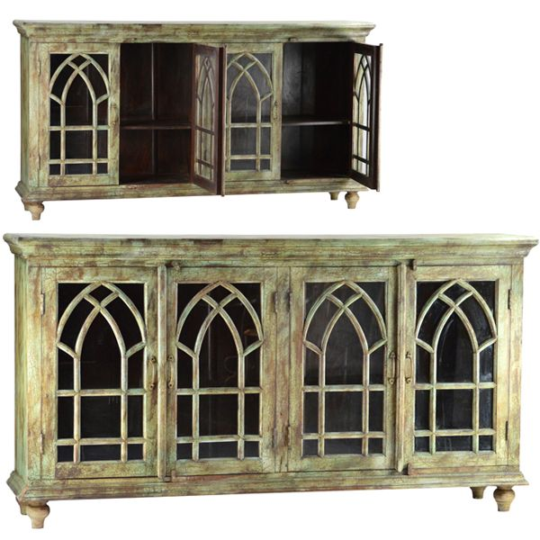 Old World Sideboards and Servers Sideboards  Buffets Dining