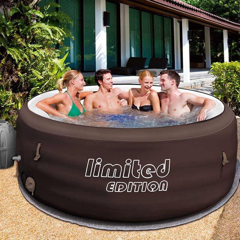 Whirlpool outdoor aufblasbar  Bestway Lay-Z-Spa Limited Whirlpool Jacuzzi Aufblasbar Outdoor ...