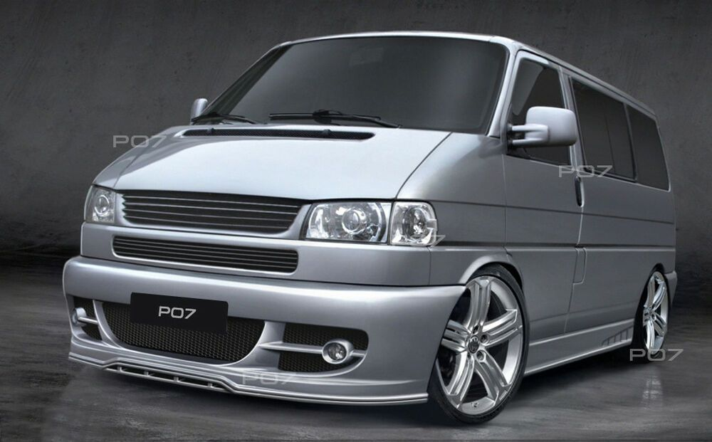 VW T4 Komplettvers Spoiler Set Body Kit Tuning Umbau neu Verbau #mercedesamg