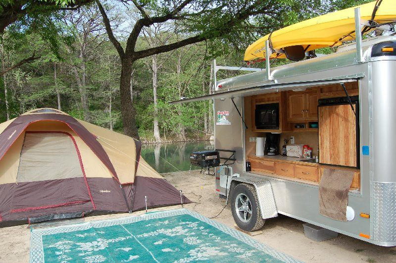 convert cargo trailer to camper - Outfit your BOV with our hard-use gear... http://www.osograndeknives.com