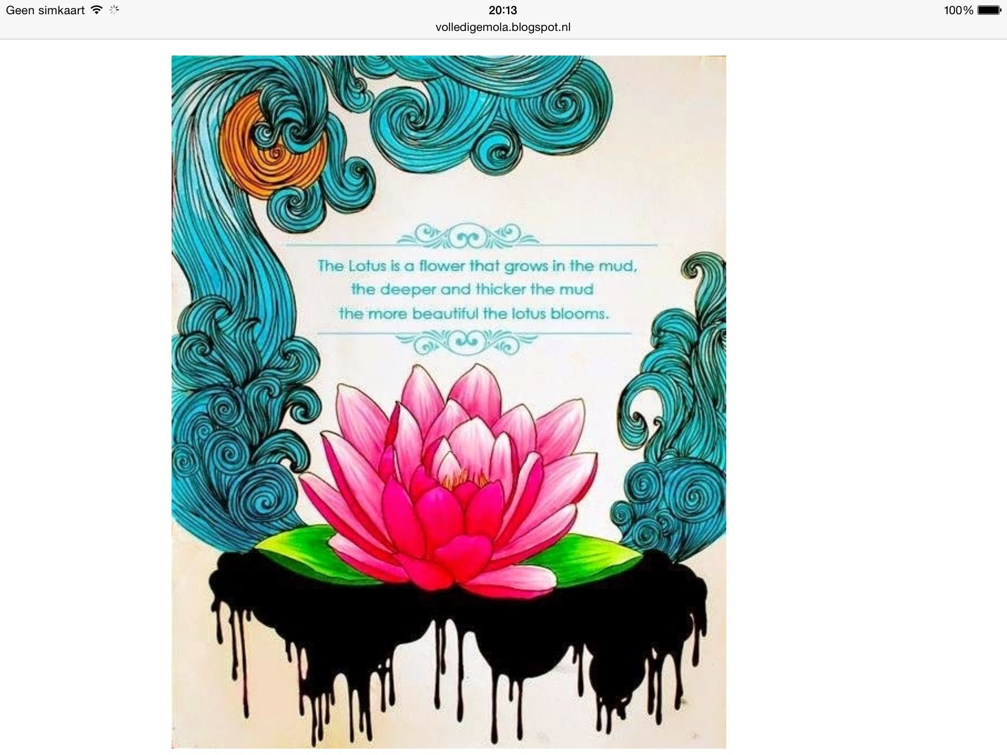 Pin by Shashank on Lotus quote in 2020 Lotus quote