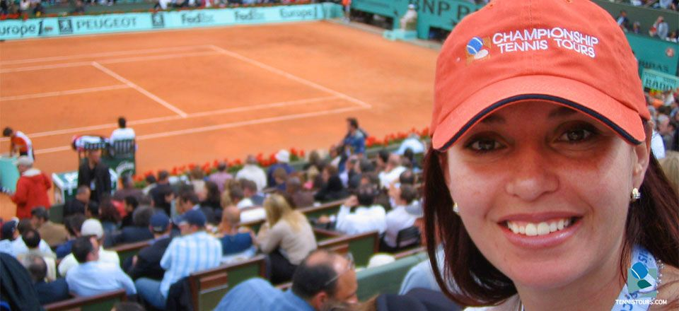 2013 French Open May 26 – Jun 9, 2013 | Paris, France Championship Tennis Tours brings 25 years of experience and savoir faire having served thousands of clients worldwide to Roland Garros or The French Open as it's also known.
