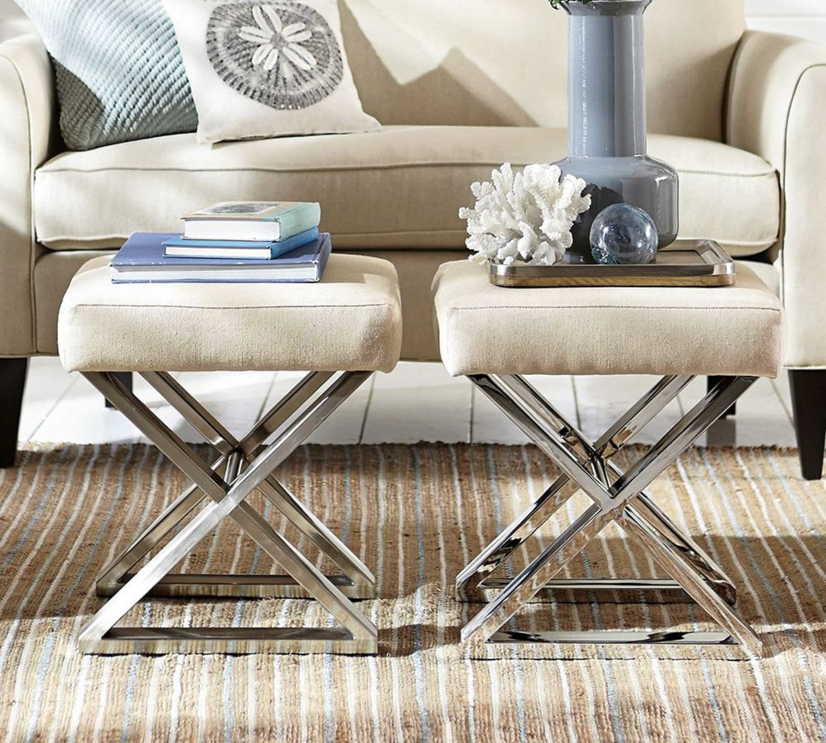 Ava X-Stool | For the Home | Pinterest | Ava, Stools and Apartment ...