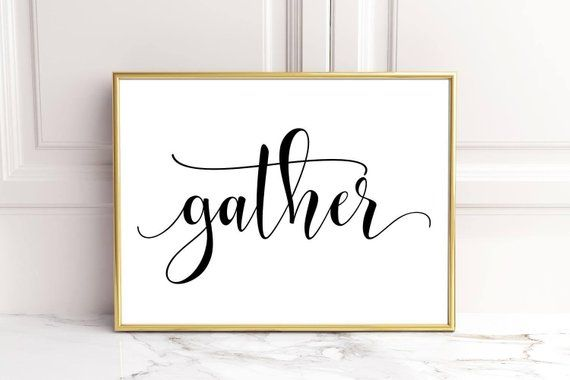 photo about Gather Printable known as Get Printable, Collect Signal, Acquire Wall Decor, Collect