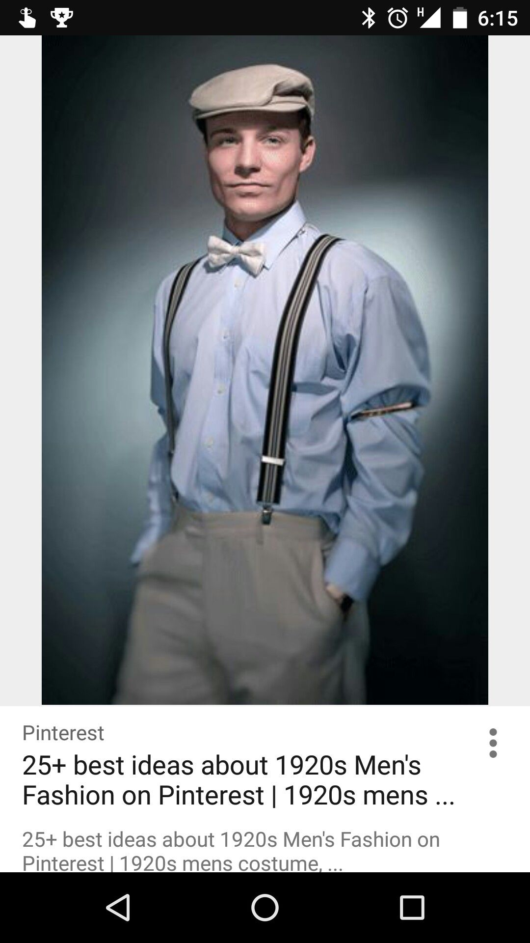 9cd5ac68313 Don s Costume Idea. Gatsby Outfits For Men ...