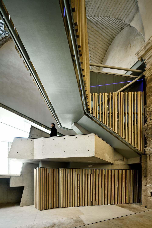 Auditorio en el Convento de Sant Francesc by David Closes
