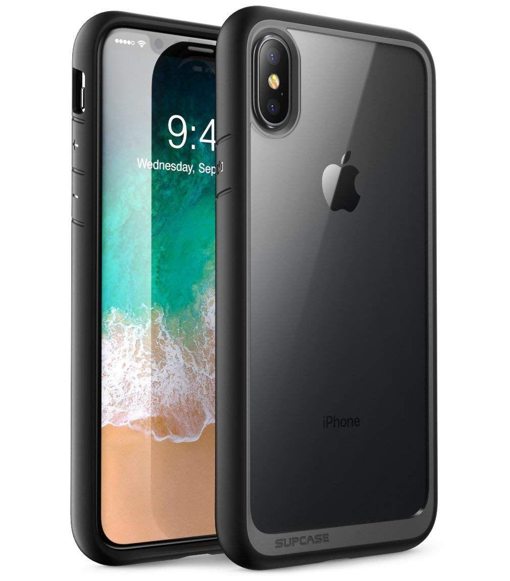 timeless design 02fe2 4e666 Amazon.com: SUPCASE iPhone X, iPhone Xs Case, [Unicorn Beetle Style ...