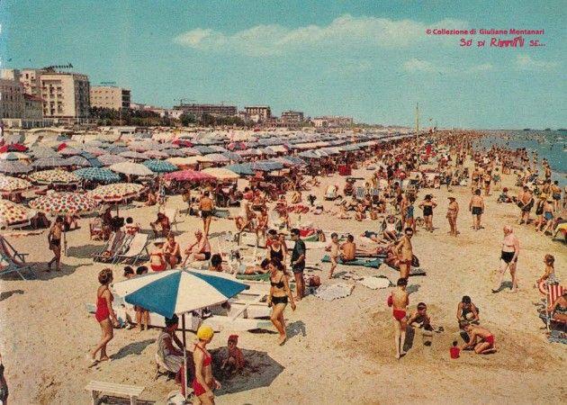 Tempo libero in spiaggia a Rimini Vita da spiaggia
