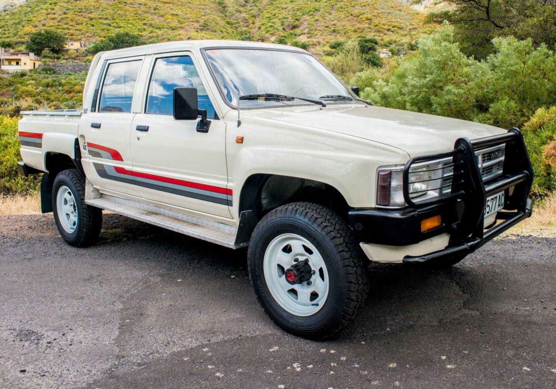 1988 Toyota Hilux LN65 4X4