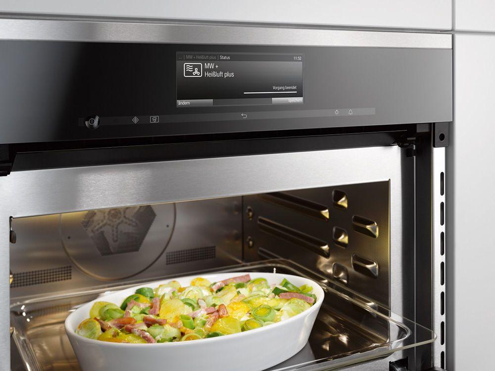 Combi Ovens En Magnetrons Keukenapparatuur Keuken Inspiratie Keukenapparatuur Keukens