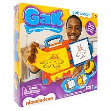 "GAK: The Gak ""Copier"" by GAK. $18.99. Create totally wacky Gak masterpieces. The Gak Copier is the ultimate Gak doodle tool that transfers your drawings onto Gak. You can stretch and warp your doodles into all sorts of funny shapes. From the Manufacturer                The Gak Copier is the ultimate Gak doodle tool that transfers your drawings onto Gak. You can stretch and warp your doodles into all sorts of funny shapes.                                    Product De..."