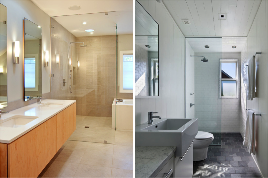 Raising the Bar with Curbless Showers | Showers, Bath and Shower doors